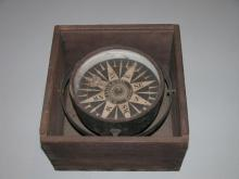 Dry Card Box Compass
