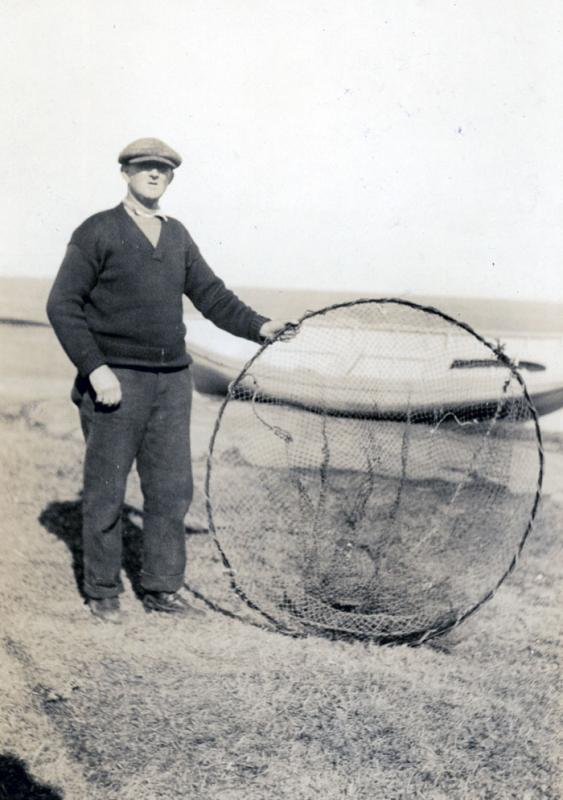 Hoop net penobscot bay history online for Hoop net fishing