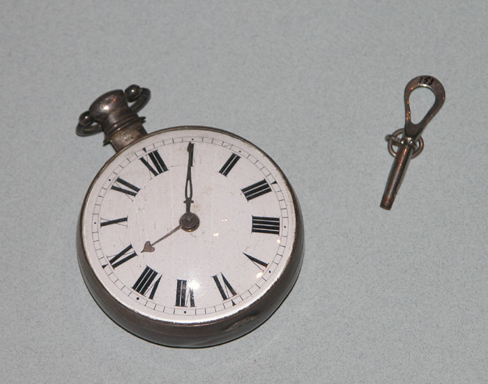 Pocket Chronometer or Chronometer Watch
