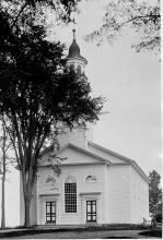 First Congregational Church, Searsport, exterior