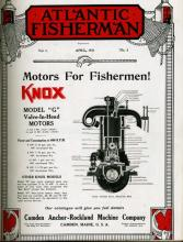 Motors For Fishermen! Knox Engines