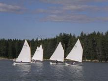 North Haven Dinghies on Mill River