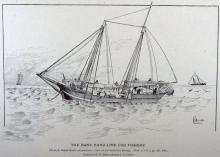 The Bank Hand-Line Cod Fishery Schooner